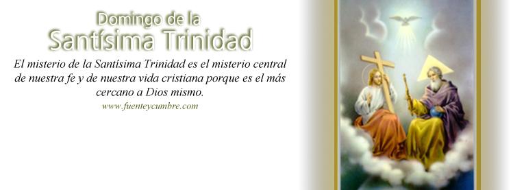 Fuenteycumbre Santísima trinidad