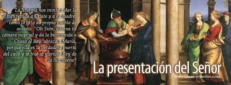 Resultado de imagen para imagenes de la presentación del señor en el templo